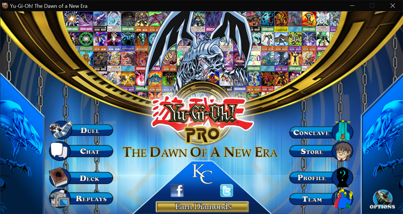 YGOPRO The Dawn of a New Era